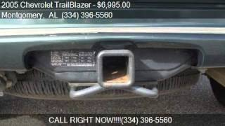 2005 Chevrolet TrailBlazer LS for sale in Montgomery, AL 361