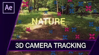 3D Camera Tracking – Podstawy cz. 1/2 ▪ Tutorial ▪ #41 AE After Effects