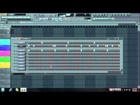 FL Studio Dubstep Tutorial: How to make a Dubstep Drum Beat - Лучшие