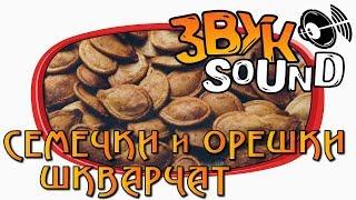 Семечки Орешки Шкварчат на сковороде ЗВУК | Жарить семечки / Seeds fry | seeds voice | seeds sound