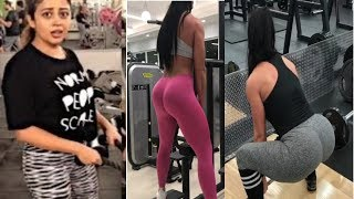 TV Actress Neha Pendse Hot Workout Video In Sow Motion