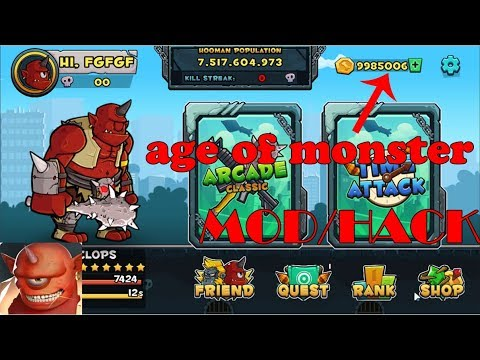 Age Of Monster Crash World Apk,age Of Monster Mod/hack,age Of Monster Game