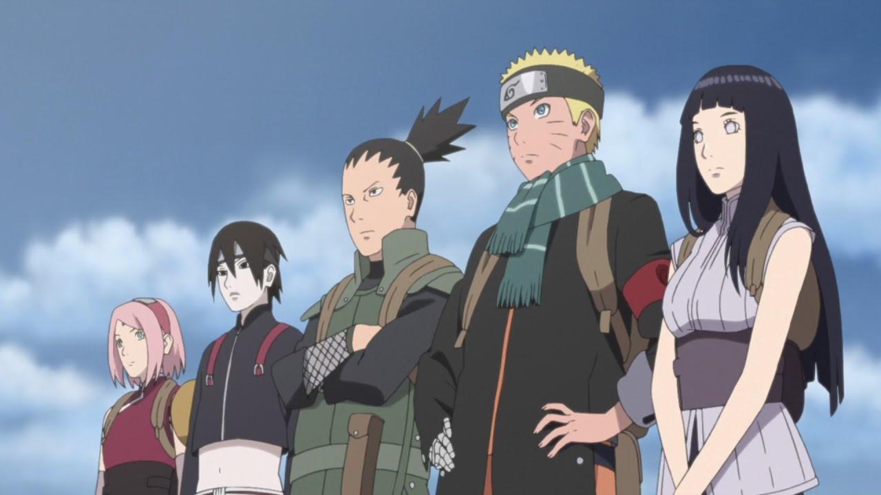 80+ Gambar Naruto Yang Paling Bagus HD