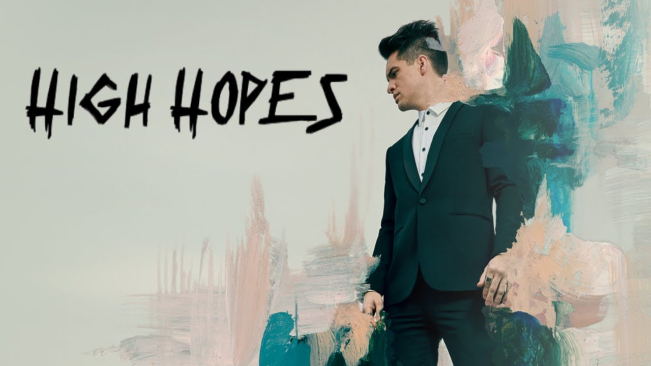 High Hopes by Panic! At The Disco (Lyric Video) - YouTube
