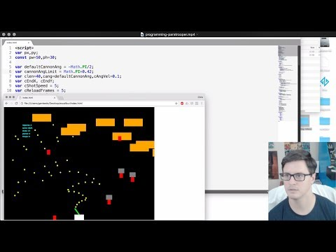 Coding Paratrooper/AckAck in ~80 Minutes (demonstration, not a tutorial)