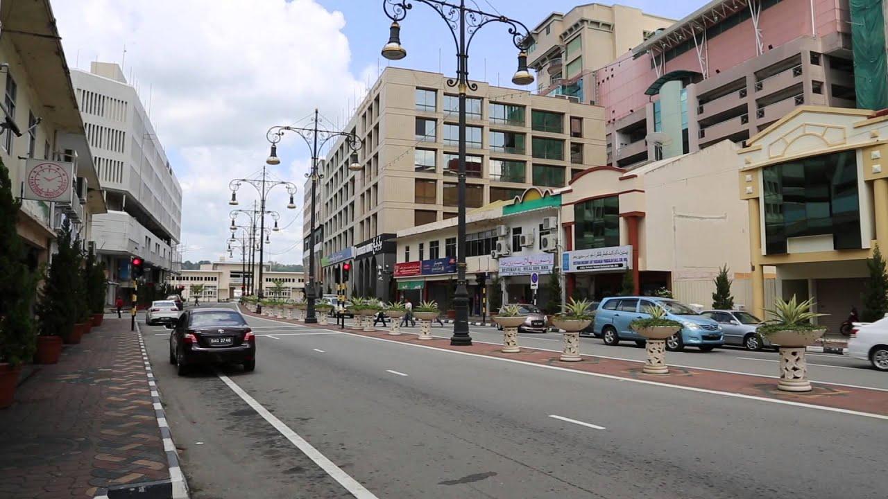 brunei bandar seri begawan centre ville brunei bandar. Black Bedroom Furniture Sets. Home Design Ideas