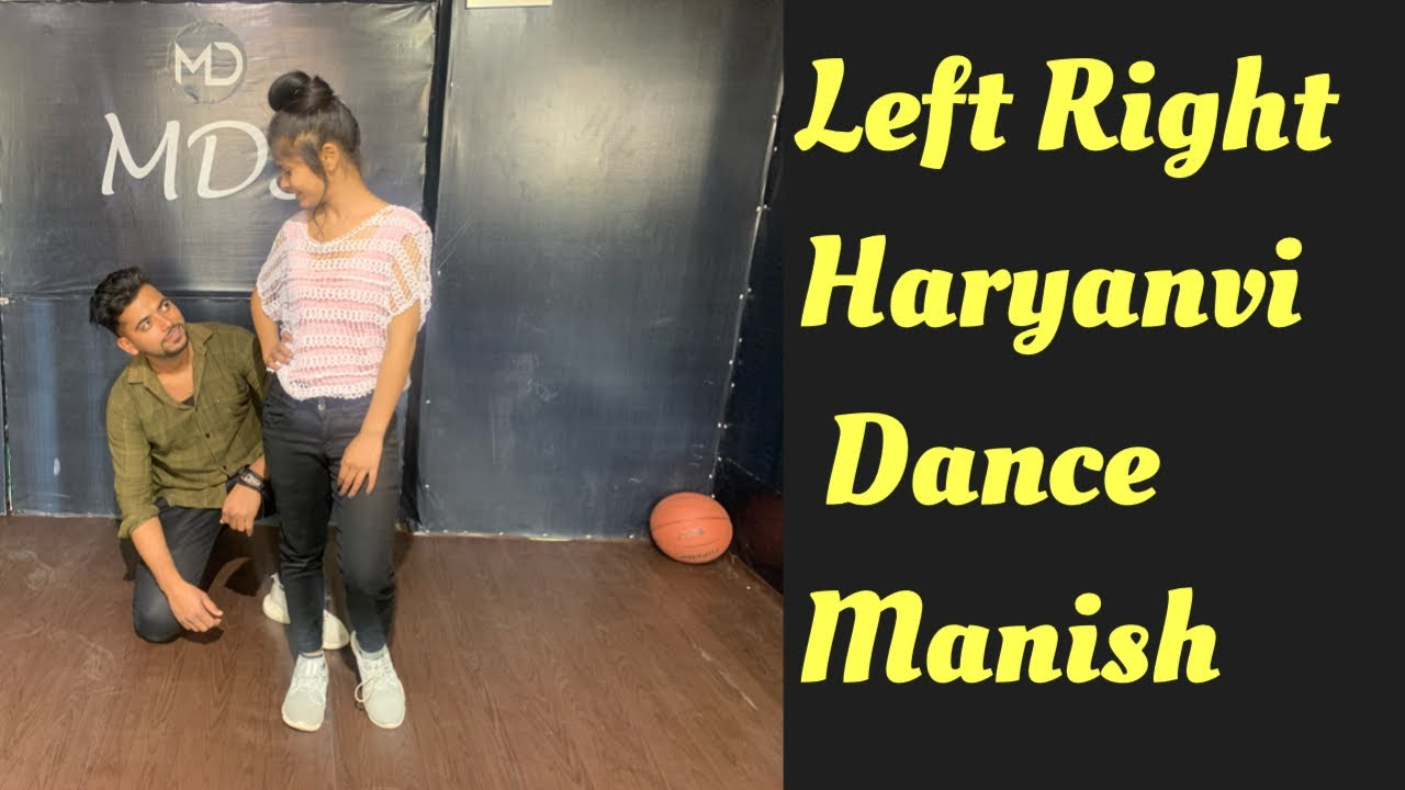 Download Left Right/Ajay Hooda/new Haryanvi dance song 2021/Manish Indoriya