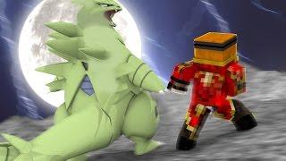 Minecraft : Pokemon Champions #43 - TYRANITAR PERFEITO ‹ MayconLorenz ›