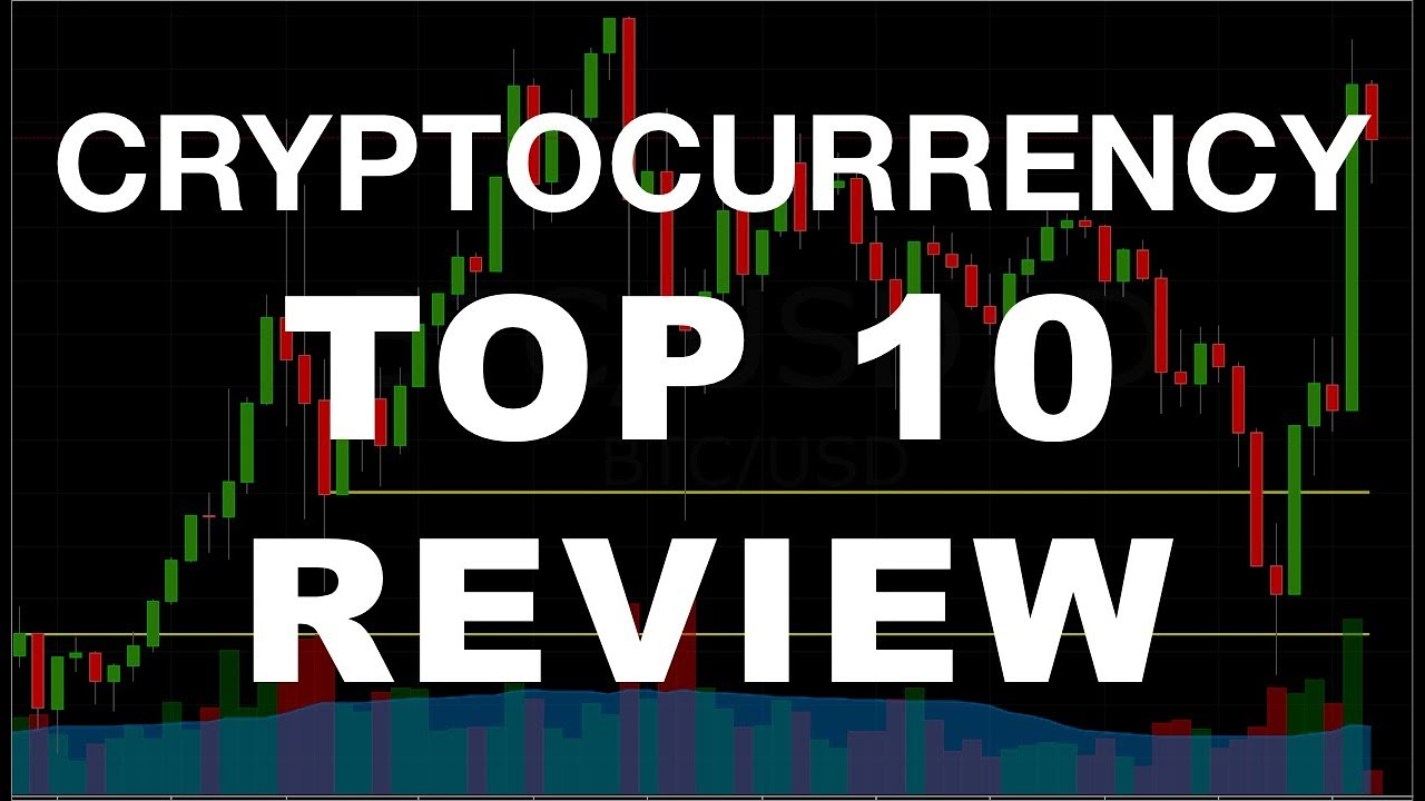 Top 10 Cryptocurrency Technical Analysis Reviews Youtube Cryptocurrencies