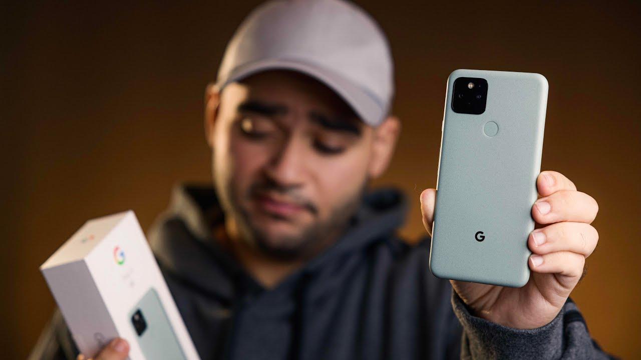 Google Pixel 5 Review || يعني أصوم أصوم ... وأفطر عليك !! مواصفات هاتف