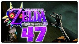 Let's Play THE LEGEND OF ZELDA MAJORAS MASK 3D Part 47: Das ekligste Herzteil aller Zeiten