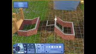 How To Build An Arch Bridge In Sims 3