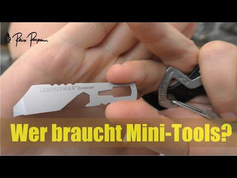 Wer braucht Mini-Tools?