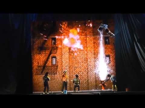 Michael Jackson 🎼 Cirque Du Soleil 🌞 Immortal World Tour 2012 - Fan Movie L.O.V.E ❤