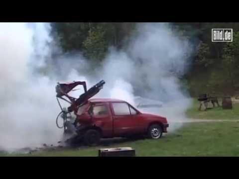 Bild.de berichtet über Polen Böller - Feuerwerk Reportage
