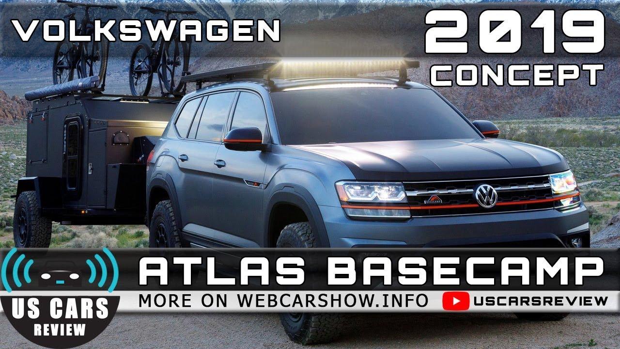 2019 volkswagen atlas basecamp concept review release date specs prices
