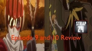 Twitter Ronslegacy- shooting for the stars but not missing success For this week Samurai Flamenco I review episode 9 and 10. The reason why I chose to do this ...