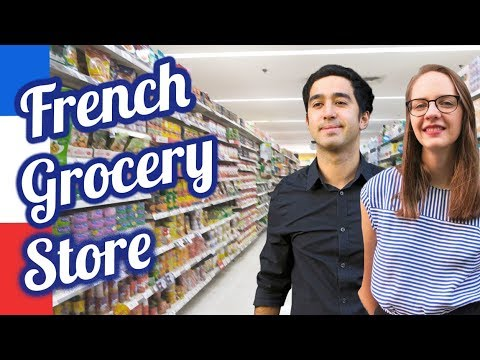 Life in Paris - French Supermarket | StreetFrench.org