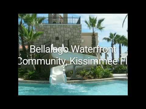 Premier Waterfront Community in Kissimmee Fl