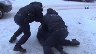 Задержание мошенников в Вологде