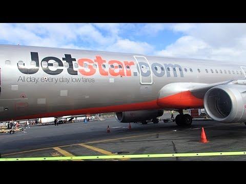 Jetstar Airways Gold Coast to Melbourne A321