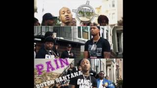 Dutch Santana - Pain Promo Video [BayAreaCompass]