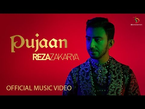 Reza  Zakarya - Pujaan | Official Music Video