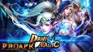 Dawn of Magic: New Era Gameplay iOS / Android