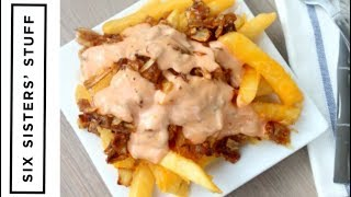 In-N-Out Animal Style Fries | Six Sisters Stuff