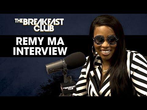 Remy Ma Wants Smoke With DJ Envy, Talks Lil' Kim, Nicki Mina