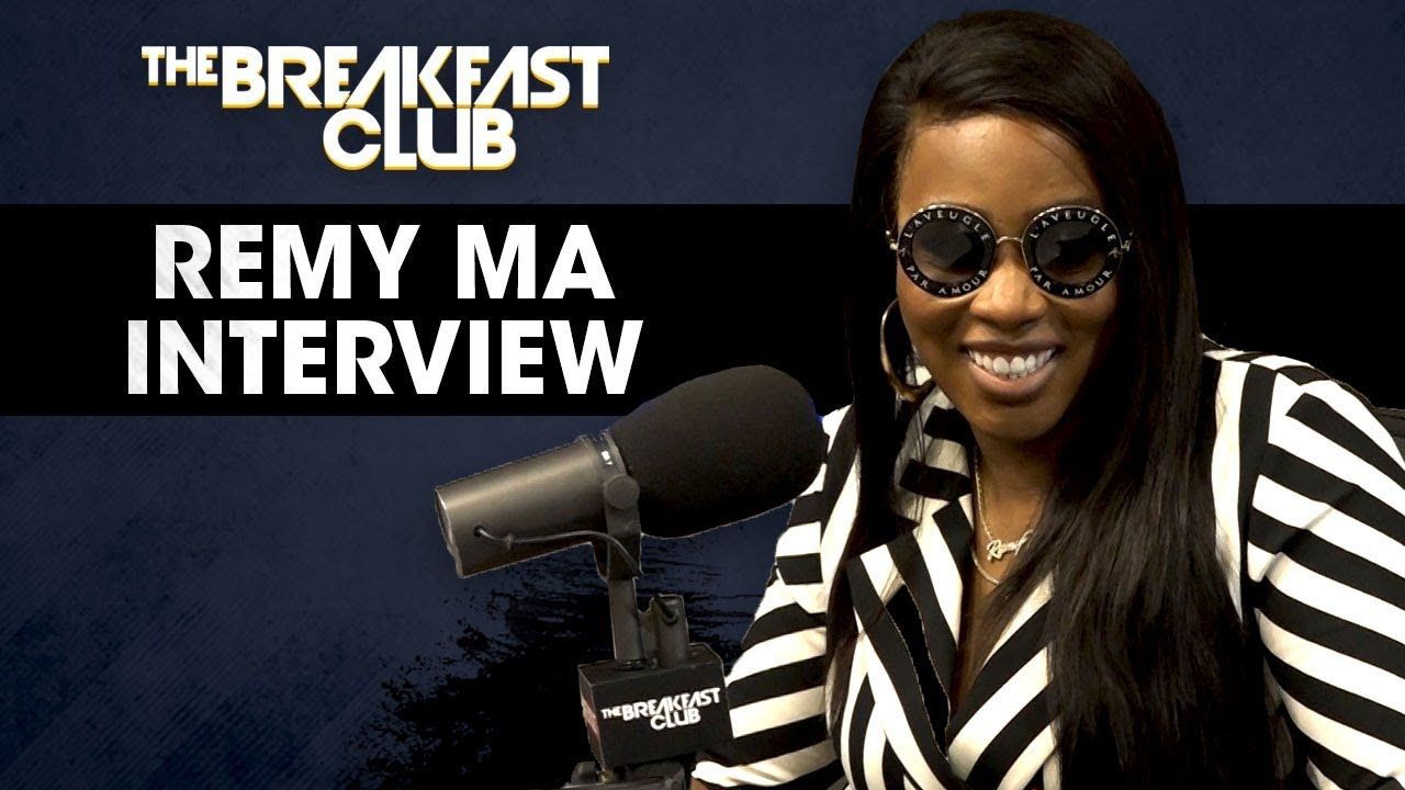 Remy Ma Wants Smoke With Dj Envy Talks Lil Kim Nicki Minaj Why Papoose Isnt On Her Album