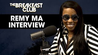 Remy Ma Wants Smoke With DJ Envy Talks Lil