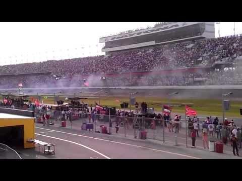 Kyle Larson Daytona Nationwide Crash 2013