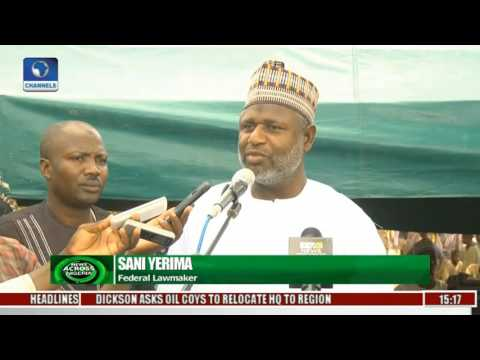 Zamfara State Gov. Commissions Projects Across State