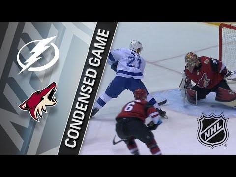 Tampa Bay Lightning vs Arizona Coyotes – Dec. 14, 2017 | Game Highlights | NHL 2017/18. Обзор матча