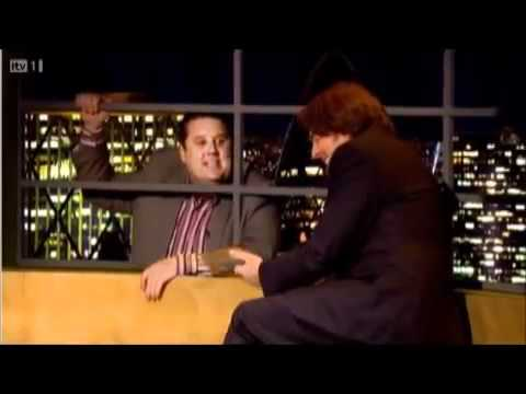 Peter Kay on The Jonathan Ross Show