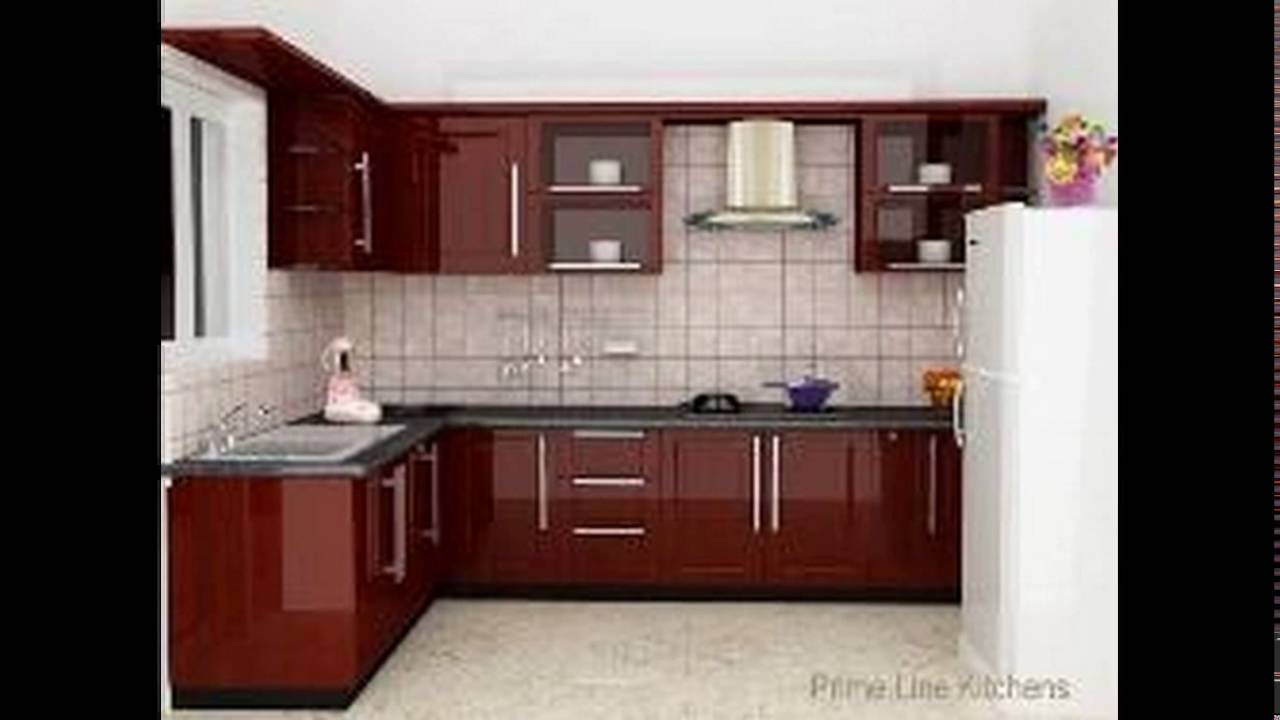 Sunmica designs for kitchen cabinets - YouTube
