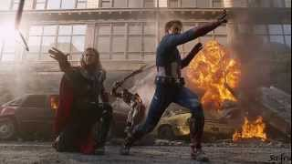 The Avengers - Hello Andheron by Agnee Band {Purely Fan Made Video} - HD