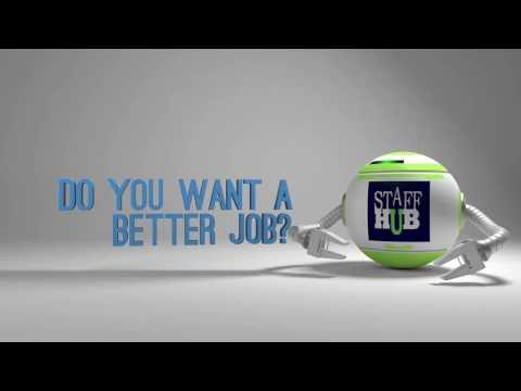 Need Job? Visit staffhub.com