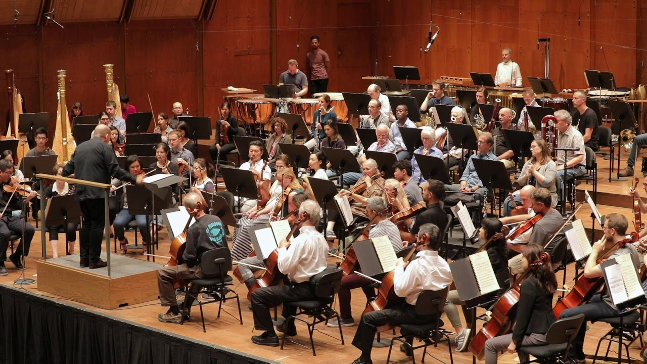 "In Rehearsal: Conrad Tao's ""Everything Must Go"" / Bruckner's Symphony No. 8"