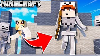 SZKIELET TROLL?! - ZABAWA W CHOWANEGO W MINECRAFT (Hide and Seek) | Vito vs Bella