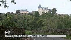 SUIVEZ LE GUIDE : Sainte-Suzanne, la 'perle' du Maine