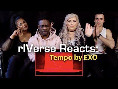 rIVerse Reacts: Tempo by EXO - MV Reaction