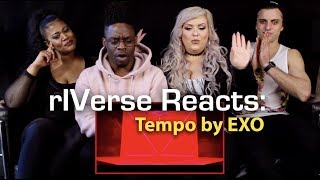 rIVerse Reacts: Tempo by EXO - M/V Reaction