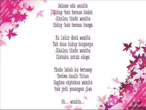 Naif   Lagu Wanita