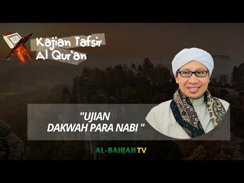 Tantangan Dakwah Para Nabi | Buya Yahya&Habib Hisyam | Al-Qur'an | 13 Oktober 2018