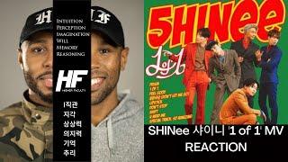 SHINee 샤이니 '1 of 1' MV Reaction Higher Faculty