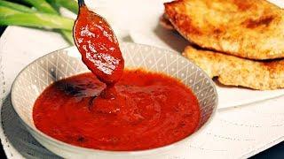 Domaći umak za meso i povrće sa roštilja ׀ brzo i jednostavno ׀ homemade barbecue sauce