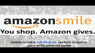 Amazon Smile Fundraiser!