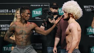 UFC 265: Khabib Nurmagomedov Vs Israel Adesanya Full Fight